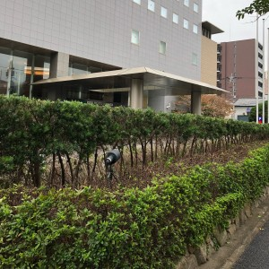 cozy KKRホテル博多 ファサード