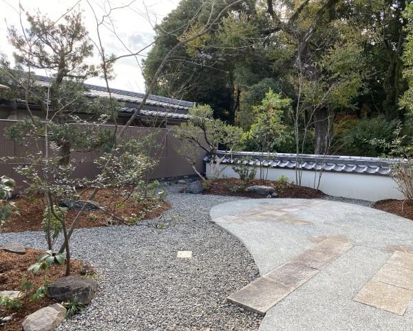 cozy ガーデン 水前寺公園 借景 和風庭園
