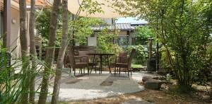 cozyの庭 リガーデン テラス