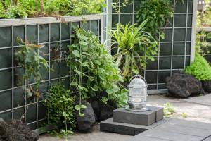 屋上ガーデン プランター COZYの庭