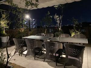 cozy garden 屋上ガーデン